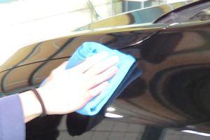 洗車 簡単